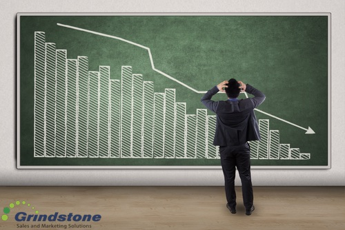 Learn how to overcome your sales slump with business to business telemarketing.